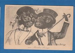 MAURICE BOULANGER AU MOULIN ROUGE DEUX SINGE - Other Illustrators