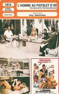 - 1974 - GRANDE-BRETAGNE - AVENTURES. - L'HOMME AU PISTOLET D'OR  - 050 - Autres