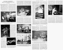 LES TUBES Au NEON LUMINESCENT  Pour Les ECLAIRAGES DECORATIFS  1922 - Ciencia & Tecnología