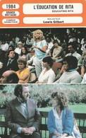 - 1983 - GRANDE-BRETAGNE - COMEDIE DRAMATIQUE. - L'EDUCATION DE RITA  - 055 - Autres