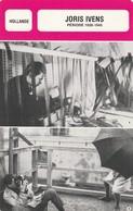- HOLLANDE  -  JORIS IVENS - Période 1928/1945  - 056 - Autres