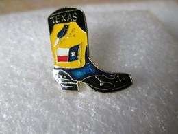 PIN'S   TEXAS - Pin's