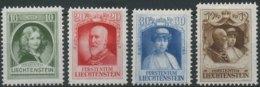 [56721]TB//*/Mh-c:28e-N° 90/93, Avènement Du Prince François 1er - Neufs