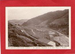 St-CIRGUES-en-MONTAGNE - Vue Générale - Plate Forme De La Gare - Route De Montpezat  .....- 1943 - - Other Municipalities