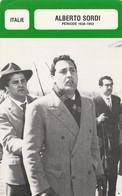 - ITALIE - ALBERTO SORDI - Période 1938/1953  - 059 - Autres