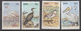BIRDS Vogel Oiseaux 1975 SWA Mi 458-461 MNH (**) #21324 - Unclassified