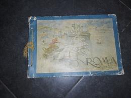 Album Artistico Con 130 Tavole ROMA - Non Classificati