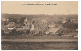 VILLERS-sous-CHALAMONT - Vue Générale - France