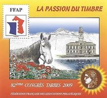 FRANCE - Bloc FFAP - N° 3 - Année 2009   Tarbes - Neuf** - FFAP