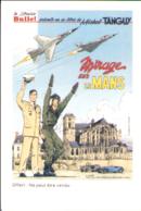 DURAND : Carte Librairie BULLE Présente MICHEL TANGUY - Books, Magazines, Comics