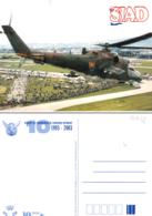 HELICOPTERE - SIAD  1993-2003  Slovenskej Republiky - Elicotteri