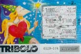 SIMON : Ticket TRIBOLO ( Utilisée) - Livres, BD, Revues