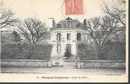 41     Oucques La Joyeuse          école Des Filles - France