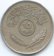 Iraq - 25 Fils - AH1395 (1975) - KM127 - Iraq