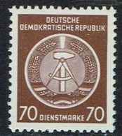 DDR DM 1954, MiNr 16, Postfrisch - Service
