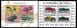 Romania - Roumanie 1996 Yvert 4354-61, Transports, Cars, Automobiles - MNH - Neufs