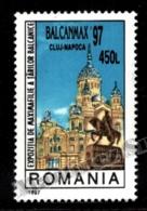 Romania - Roumanie 1997 Yvert 4388, Balcanmax '97, Maximaphilie - MNH - Neufs