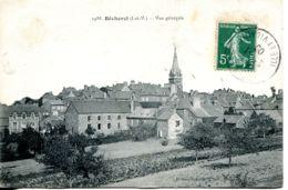 N°6748 -cpa Bécherel -vue Générale- - Bécherel