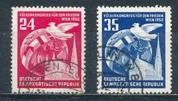 DDR 320/21 Gestempelt - [6] Repubblica Democratica