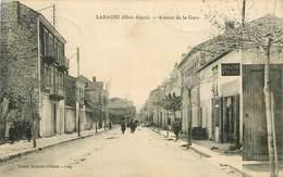 LARAGNE  Avenue De La Gare - Andere Gemeenten
