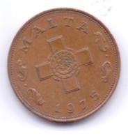 MALTA 1975: 1 Cent, KM 8 - Malta