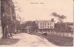 Royan Pontaillac Octroi Nouvelle Hotel De La Plage éditeur Thomas - Royan