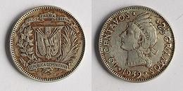 Dominican Republic 10 Centavos, 1959 KM 19 - Dominicaine