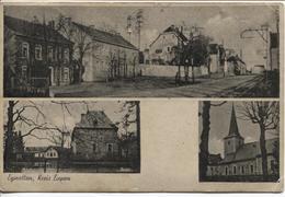 REF1086/ CP Cantons De L'Est Eynatten , Kreis Eupen Petite Griffe Blanche - Raeren