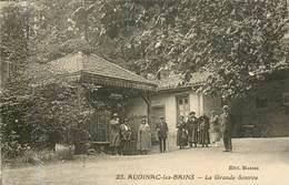 MONTJOIE En COUSERANS - AUDINAC Les BAINS  La Grande Source - Otros Municipios