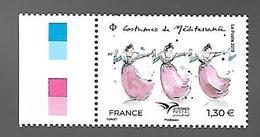 France 2019 - Yv N° 5339 ** - Costumes De Méditerranée  (EUROMED) - Nuevos