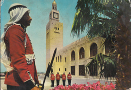 87069- KUWAIT CITY- SIEF PALACE, THE GUARDS - Koweït
