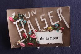 E-12 / Liège - ( Donceel )  /  -  Un Baisers De Limont  / Circulé  1920 - Donceel