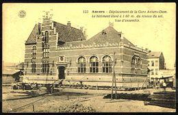 ANTWERPEN / ANVERS - Déplacement De La Gare Anvers-Dam - Non Circulé - Not Circulated - Nicht Gelaufen. - Antwerpen