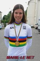 CYCLISME: CYCLISTE : MARIE LE NET - Cyclisme