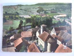 67 Bas-Rhin Bischtroff-sur-Sarre L'église Et La Sarre En Avion Au-dessus De ... Edit Lapie 4 Circulée 1984 - France