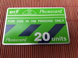 Prison PHONECARD  127 A Used RARE - Ver. Königreich