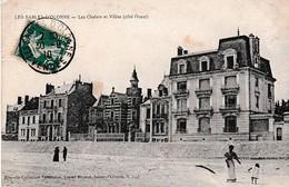 LES SABLES D'OLONNE ,LES CHALETS ET VILLAS   REF 65572 - Sables D'Olonne