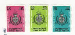 33601) Malaysia 1961 Mint  Hinged * - Malaysia (1964-...)
