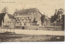 REF1088/ CP Cantons De L'Est Gruss Aus Eynatten MINT Petites Taches Brunes - Raeren