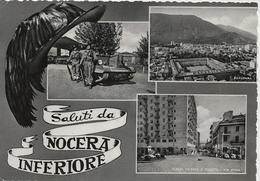 Saluti Da Nocera Inferiore - Bersaglieri - Salerno - H6613 - Salerno