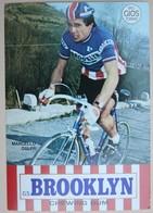 Carte Cyclisme Coureur Cycliste Brooklyn Maecello OSLER - Cyclisme