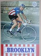 Carte Cyclisme Coureur Cycliste Brooklyn Adriano PASSUELLO - Cyclisme