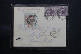 MAURICE - Devant D'enveloppe En Exprès De Curepipe Pour Rose Hill En 1905, Affranchissement Plaisant - L 59520 - Mauritius (...-1967)