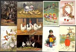 Fantaisie - Lot 48 Cartes (un Peu De Tout, Voir Scans) (petit Petit Prix) - Other