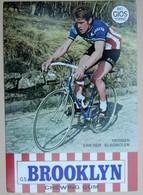 Carte Cyclisme Coureur Cycliste Brooklyn Herman VAN DER SLAGMOLEN - Cyclisme