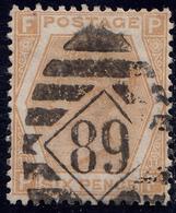 Grossbritannien > 1840-1901 (Viktoria) > Mi.Nr: 38 Gestempelt - Used Stamps