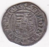 Hongrie 1 Denar 1552 KB. Ferdinand I, En Argent. ÉH#745a - Hungary