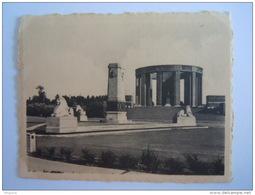 Chromo Ken Uw Land De Beukelaar Reeks 16-1 Nieuwpoort Nieuport IJzergedenkteken Koning Albert Engels Monument Roi - De Beukelaer