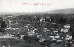 CPA - 10 - ARSONVAL - Vue Générale - Autres Communes