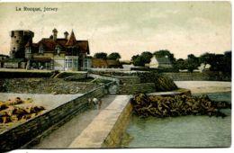 N°6785 -cpa La Rocque -Jersey- - Jersey